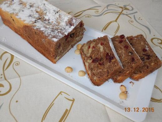 Slatki božićni hleb - Bokić Slađana - Recepti i Kuvar online