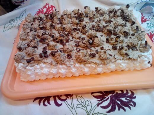 Posna bajadera torta - Suzana Mitić - Recepti i Kuvar online