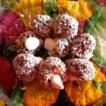 Pečurkice kokos tartufi - Ana Vuletić - Recepti i Kuvar online