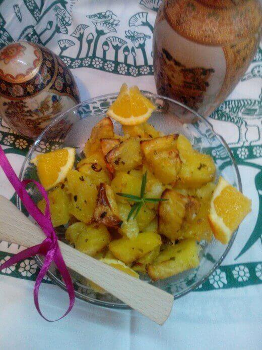 Oranž krompirići - Suzana Mitić - Recepti i Kuvar online