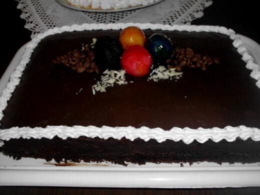 Kremasta čokoladna torta - Zorica Stajić - Recepti i Kuvar online