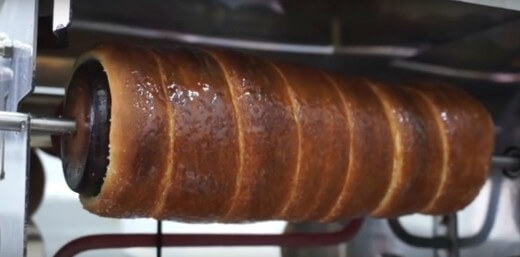 Chimney Cake - savršena praznična poslastica - Youtube