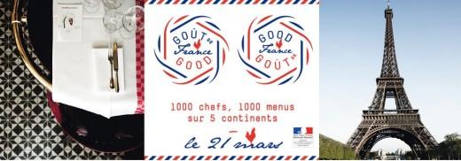 GOÛT DE FRANCE / GOOD FRANCE / UKUSI FRANCUSKE