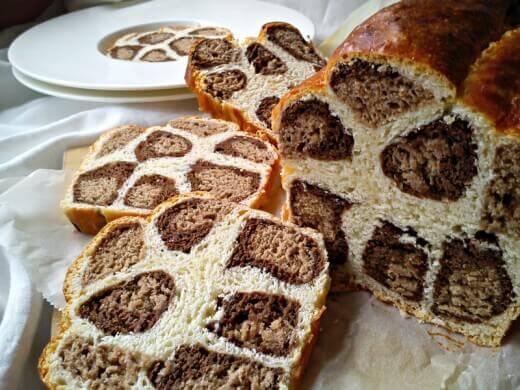 Leopard hleb - Kristina Gašpar