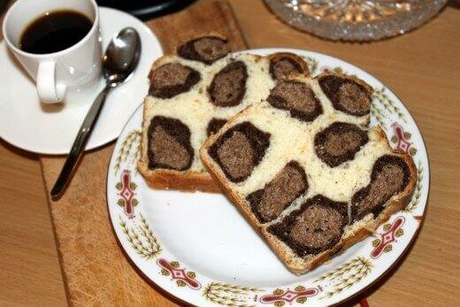 Leopard hleb - Recepti i Kuvar online
