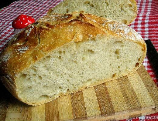 Hleb koji se ne mesi (No-Knead Bread) - Dana Drobnjak - Recepti i Kuvar online