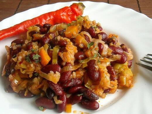 Pasulj s pirinčem - Dana Drobnjak - Recepti i Kuvar online