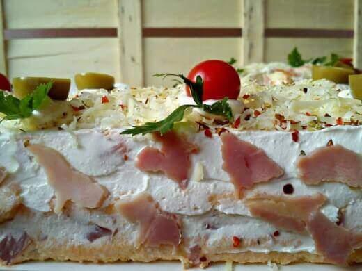 Slana pica torta - Kristina Gašpar - Recepti i Kuvar online