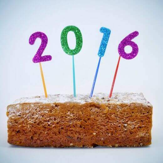 Srećna Nova 2016. godina! - Recepti i Kuvar online