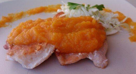 Ćuretina sa slatkim sosom od bundeve - Ana Vuletić - Recepti i Kuvar online