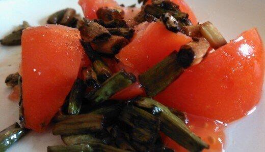 Salata od paradajza i mladog luka - Ana Vuletić - Recepti i Kuvar online