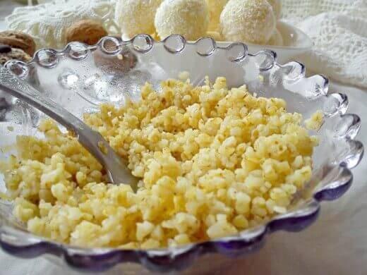 Ukusan obrok za 10 minuta - Bulgur - Kristina Gašpar - Recepti i Kuvar online