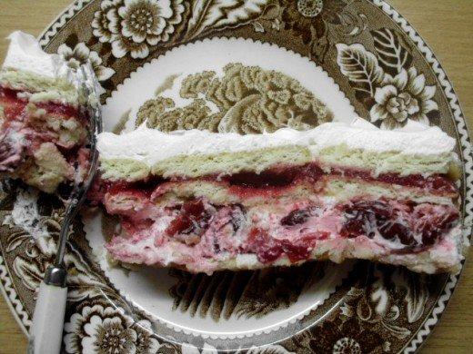Voćna keks torta - Zorica Stajić - Recepti i Kuvar online