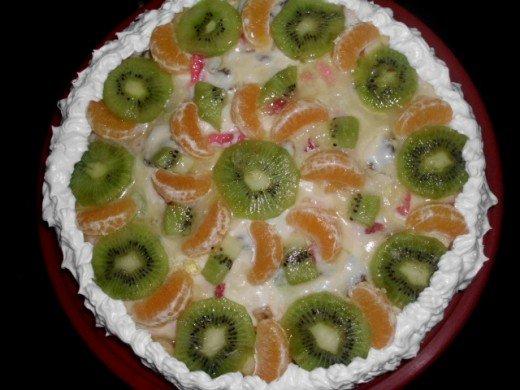 """Torta """"Labudovo jezero"""" - Zorica Stajić - Recepti i Kuvar online"""