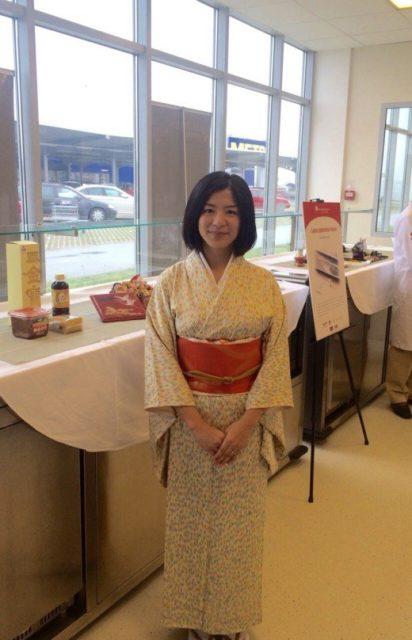 Natsuki Kikuya, Sake Sommelier, Sake Samurai - Otkrivanje japanske hrane u Srbiji - Recepti i Kuvar online