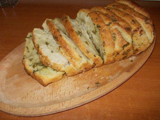 Šareni hleb sa peršunom - Ljiljana Stanković - Recepti i Kuvar online