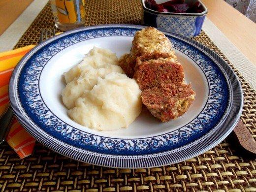 Vekna od mlevenog mesa u mleku - Javorka Filipović - Recepti i Kuvar online