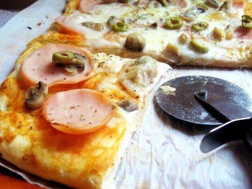 Prava pizza kao iz pizzerije (RECEPT) - Javorka Filipović - Recepti i Kuvar online