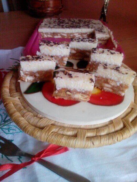 Bela bajadera - Suzana Mitić - Recepti i Kuvar online