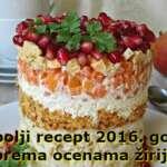 salata crvenkapa Snezana Kitanovic najbolji recept 2016 godine Recepti i Kuvar online