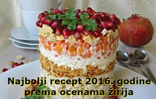 Salata Crvenkapa - Snežana Kitanović - Recepti i Kuvar online