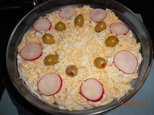 Salata sa jajima i makaronama - Slađana Bokić - Recepti i Kuvar online