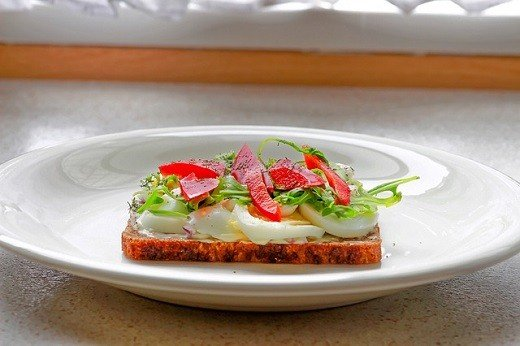 Hrono doručak sa kuvanim jajima - Recepti i Kuvar online - Pixabay