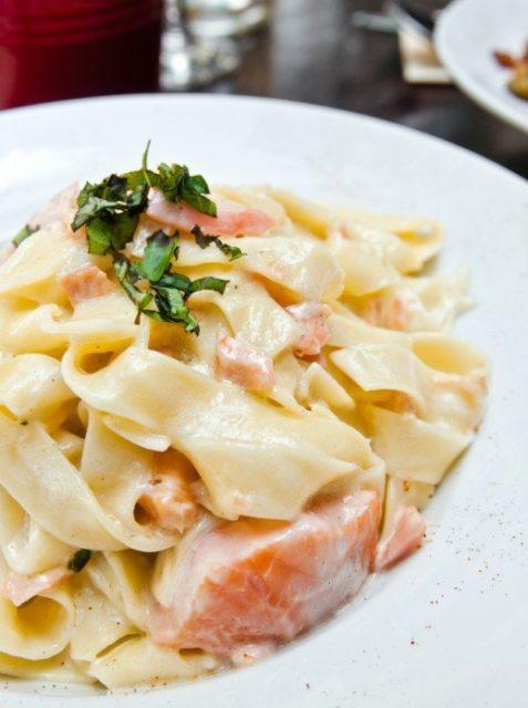 Krem pasta sa lososom - Recepti i Kuvar online