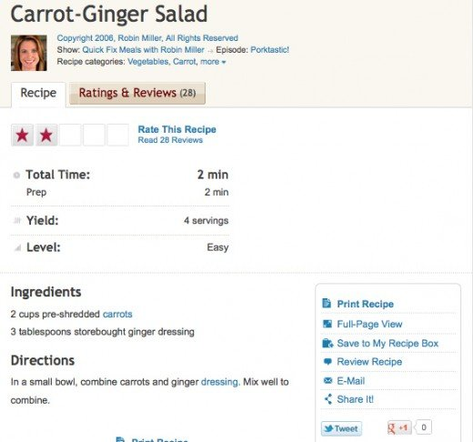 Najsmešnija salata - Recepti i Kuvar online