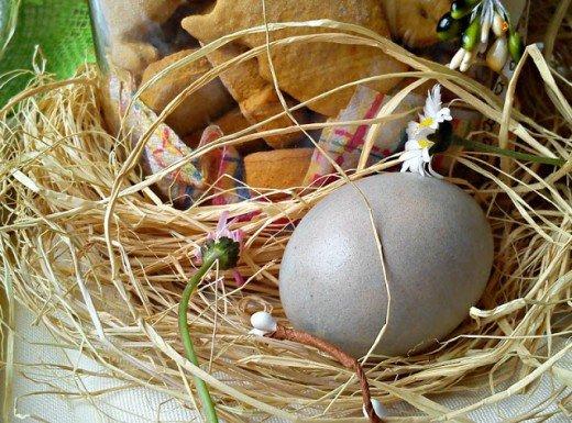 Uskršnja jaja - farbanje u ljubičastom kupusu - Kristina Gašpar