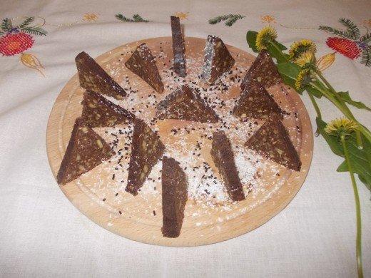 Posne toblerone - Ljiljana Stanković - Recepti i Kuvar online