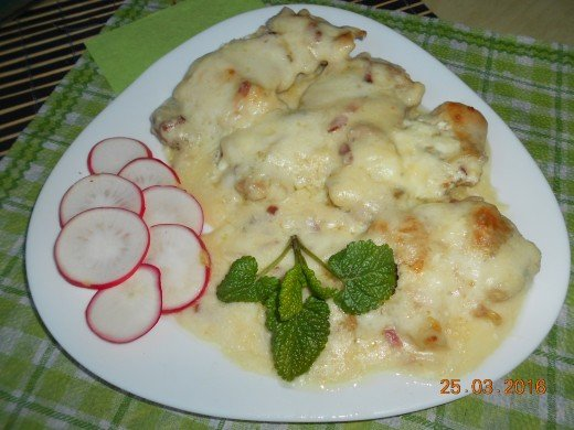 Piletina u ajmokac sosu - Slađana Bokić - Recepti i Kuvar online