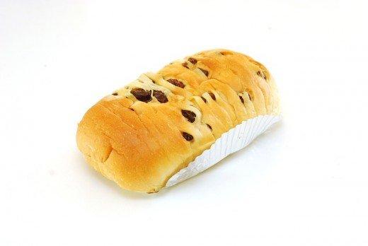 Hleb sa cimetom i grožđicama - Pixabay