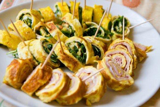 Rolat sa šunkom - Recepti i Kuvar online