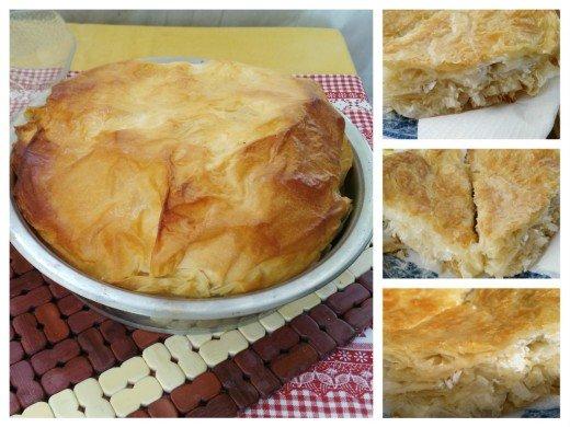 Burek sa sirom odličan recept - Jelena Petrović - Recepti i Kuvar online