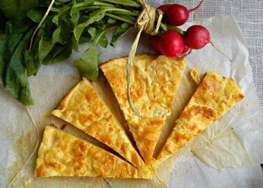 Prelivena pita sa sirom - Kristina Gašpar - Recepti i Kuvar online