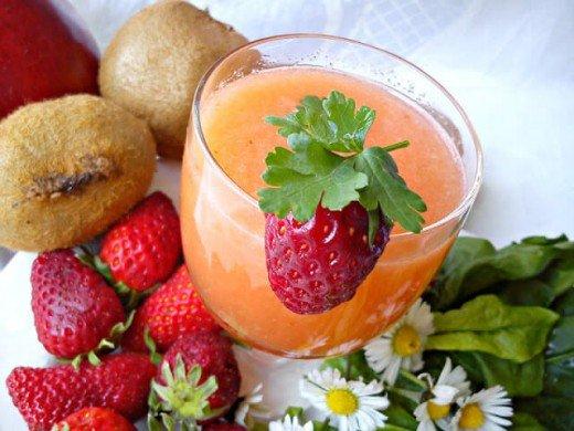 Smuti (smoothie) od voća i povrća - Kristina Gašpar - Recepti i Kuvar online