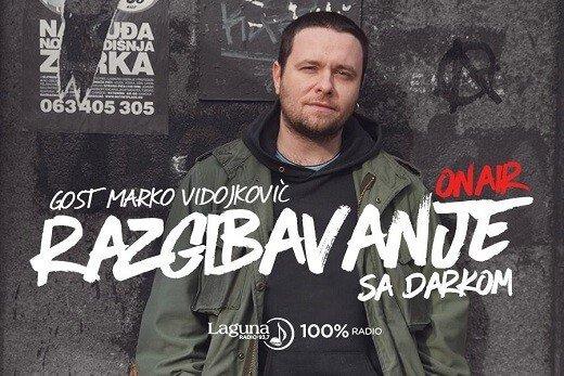 Intervju sa... Darko Mitrović, Dare Razgibavanje