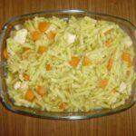 Zapečena boranija sa piletinom - Jelena Nikolić - Recepti i Kuvar online
