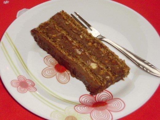 Čokoladna torta sa kikirikijem - Jelena Nikolić - Recepti i Kuvar online