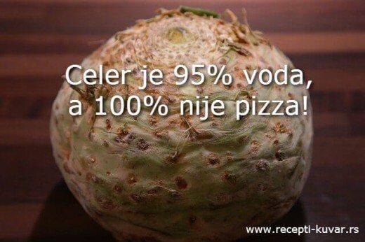 Celer - Recepti i Kuvar online