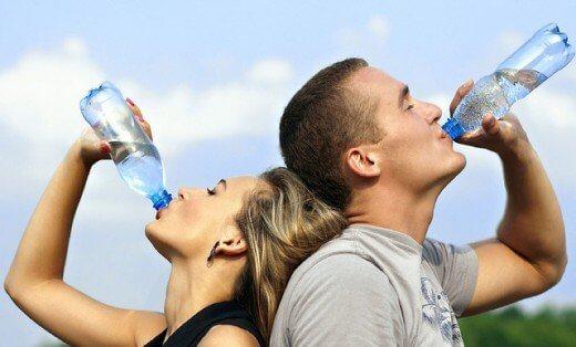 Mnogo vode tokom vežbanja je opasno - Recepti i Kuvar online - Pixabay
