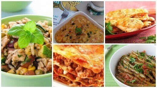 Recepti za ručak - TOP 5 lista - Recepti i Kuvar online