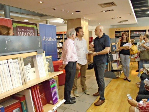 Dr Alen Delabo predstavio knjigu Hrono ishrana na francuski način - Recepti i Kuvar online