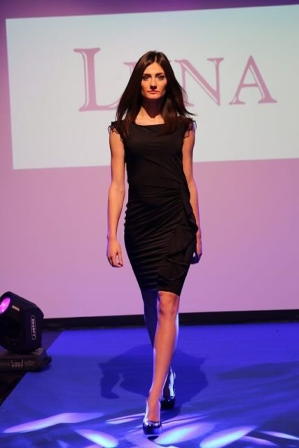 BLOGOMANIJA: modna revija otvaranja