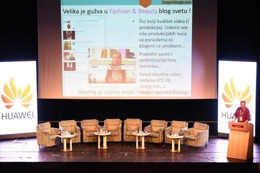 Blogomanija: drugi dan - negativni PR, Visa, kako zaraditi od bloga - foto Goran Zlatković