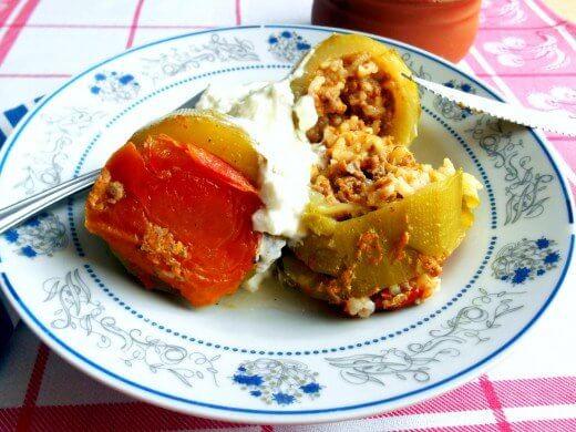 Punjene tikvice - Javorka Filipović - Recepti i Kuvar online