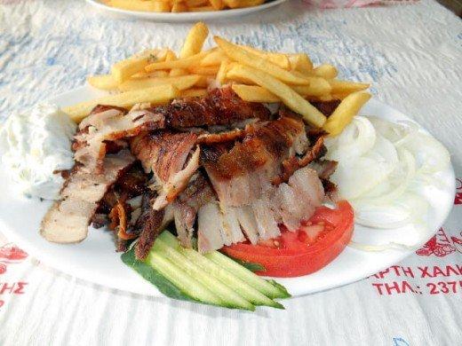 Grčka - hrana je deo letovanja - Javorka Filipovi- Recepti i Kuvar online