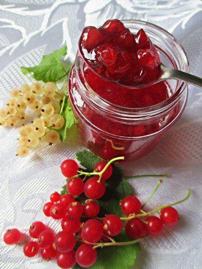 Slatko od crvenih i belih ribizla - Snežana Kitanović - Recepti i Kuvar online