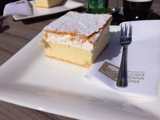 Blejska kremna rezina - krempita - kremšnita - Recepti i Kuvar online